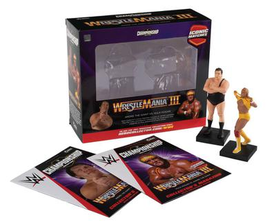 WWE SPECIAL #3 ANDRE THE GIANT & HULK HOGAN WRESTLEMANIA 198