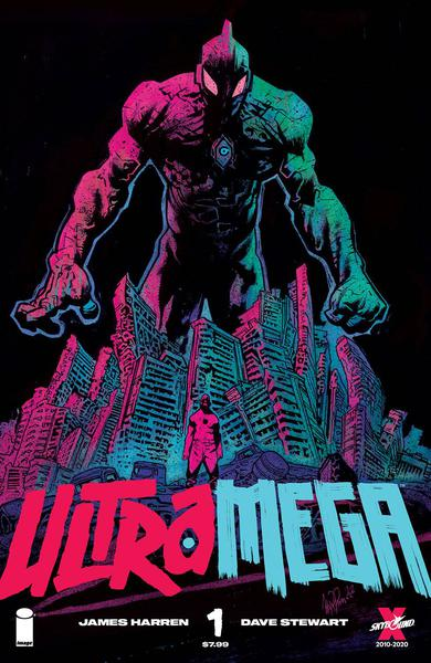ULTRAMEGA BY JAMES HARREN