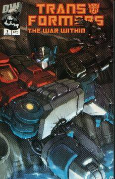 TRANSFORMERS WAR WITHIN I (1-6)