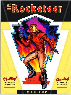 ROCKETEER COMPLETE COLLECTION HC 01