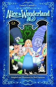 ALICE IN WONDERLAND HC