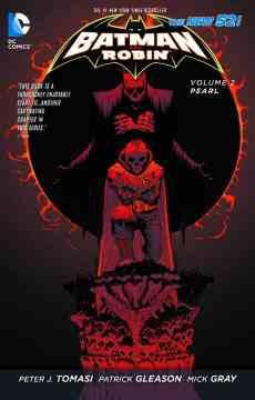 BATMAN AND ROBIN TP 02 PEARL