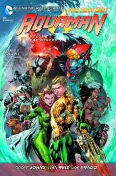 AQUAMAN TP 02 THE OTHERS