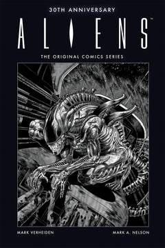 ALIENS 30TH ANNIVERSARY ORIGINAL COMICS SERIES HC 01