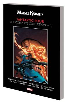 MARVEL KNIGHTS FANTASTIC FOUR COMPLETE COLLECTION TP 01