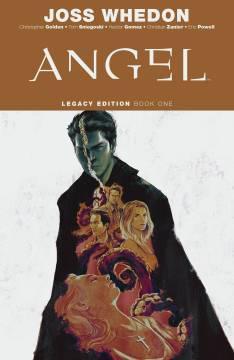 ANGEL LEGACY ED TP 01