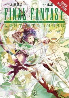 FINAL FANTASY LOST STRANGER GN 04