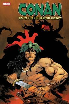 CONAN BATTLE FOR SERPENT CROWN