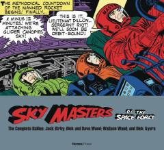 SKY MASTERS OF SPACE FORCE COMP DAILIES 1958-1961 TP