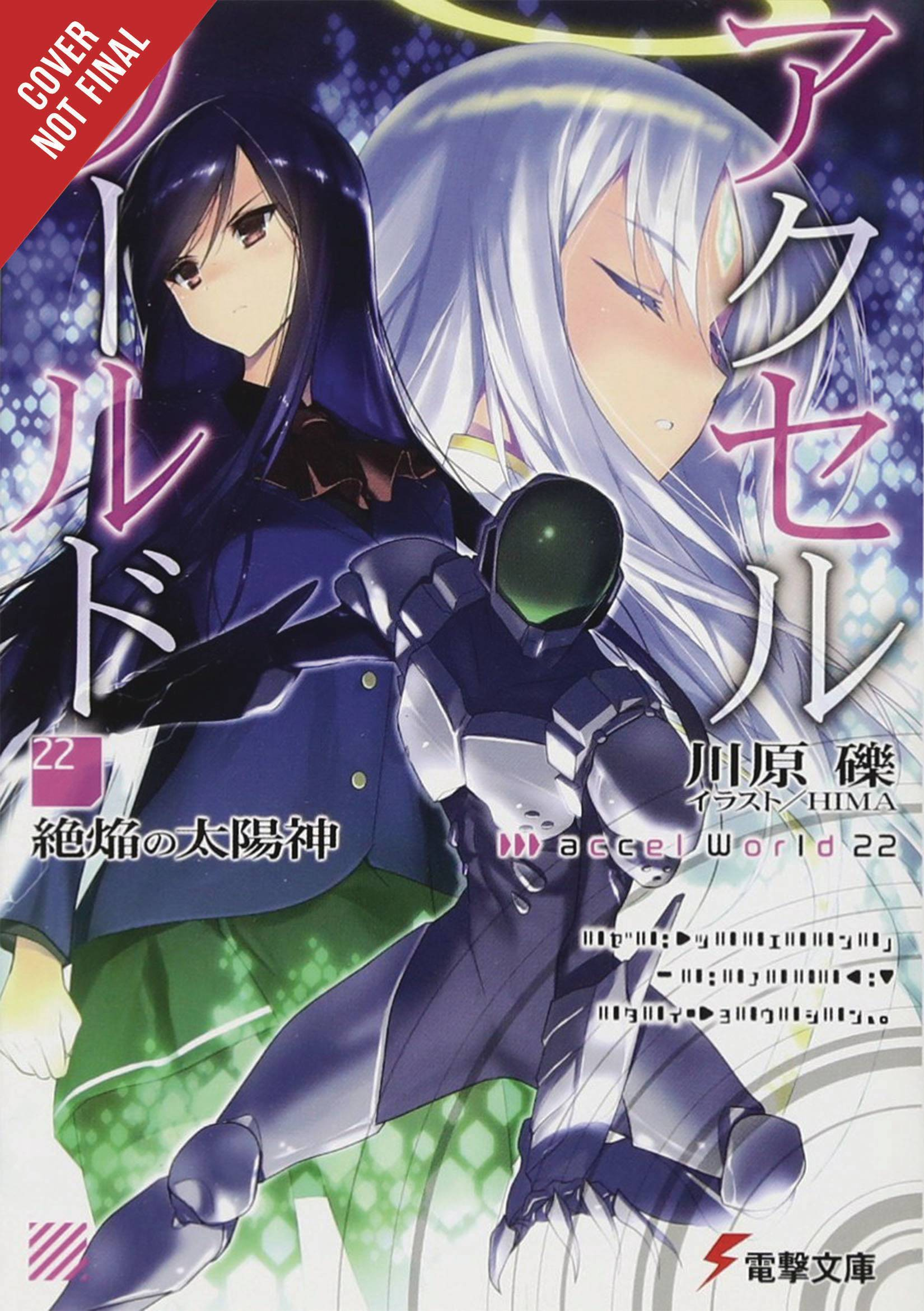 ACCEL WORLD LIGHT NOVEL SC 22