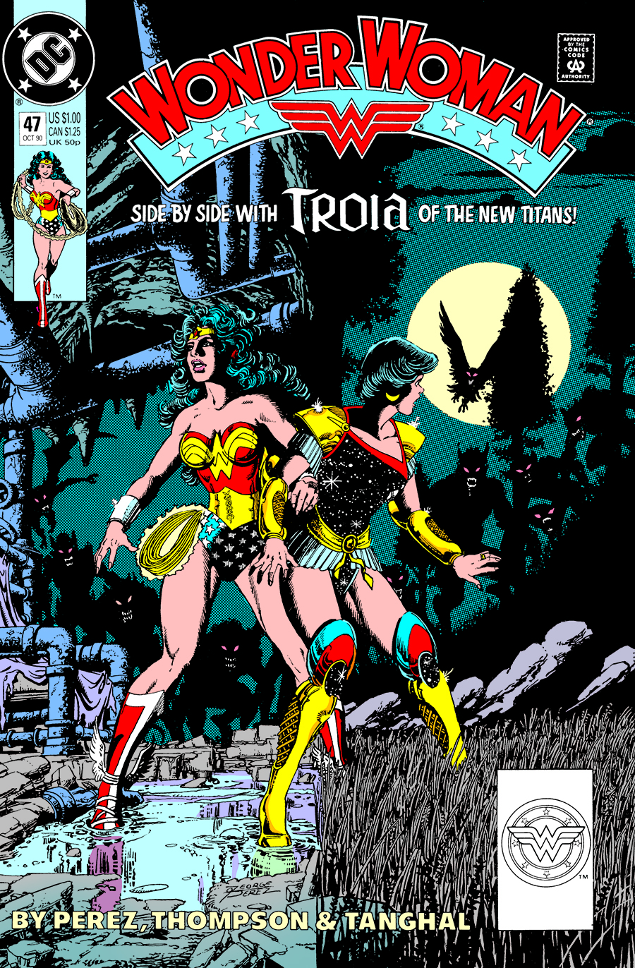 WONDER WOMAN BY GEORGE PEREZ TP 05