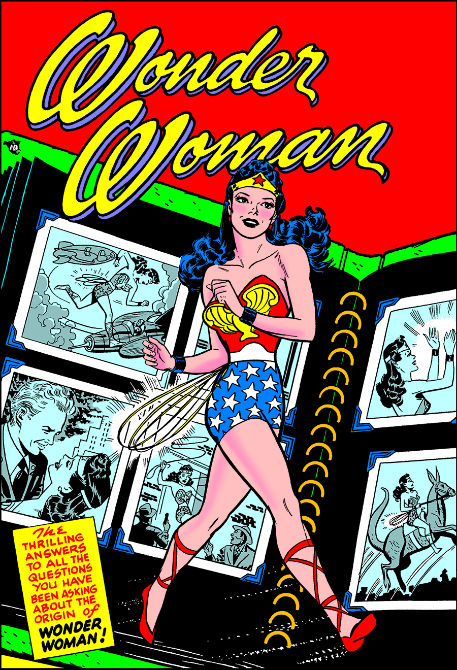 WONDER WOMAN IN THE FIFTIES TP
