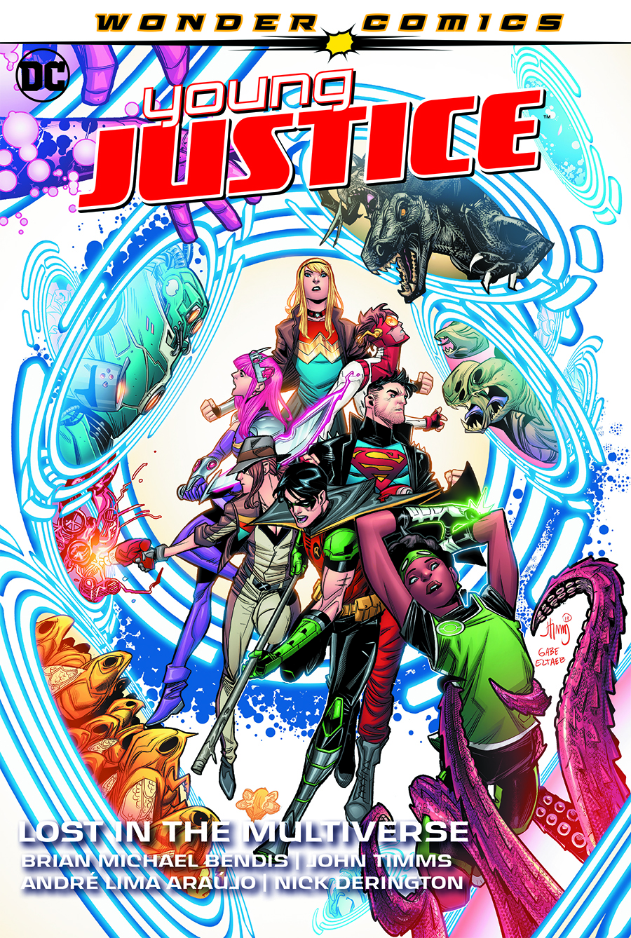 YOUNG JUSTICE TP 02 LOST IN THE MULTIVERSE