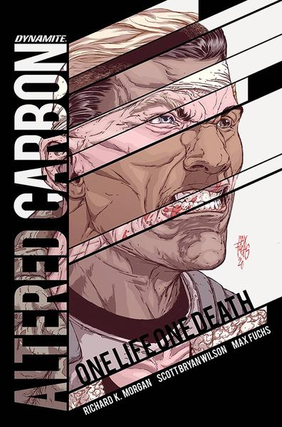 ALTERED CARBON ONE LIFE ONE DEATH SGN ED HC