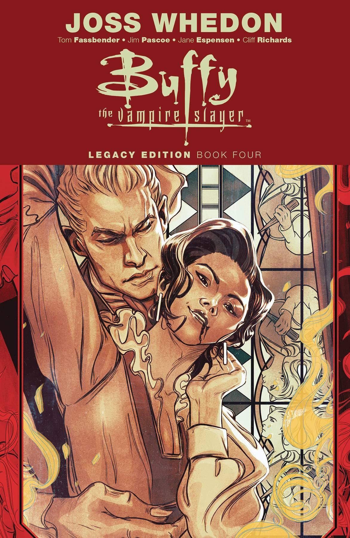 BUFFY VAMPIRE SLAYER LEGACY EDITION TP 04