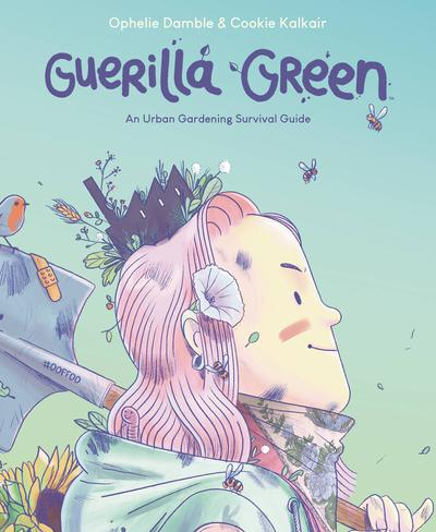 GUERILLA GREEN OGN TP