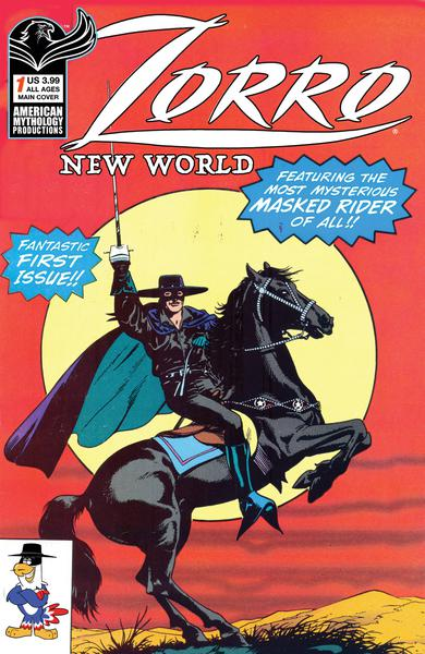 ZORRO NEW WORLD