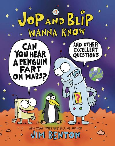 JOP AND BLIP WANNA KNOW HC CAN HEAR PENGUIN FART ON MARS