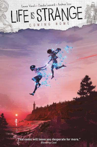 LIFE IS STRANGE TP 05 COMING HOME