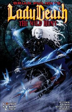 BRIAN PULIDO LADY DEATH WILD HUNT