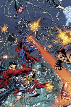 SUPERMAN LAST STAND OF NEW KRYPTON