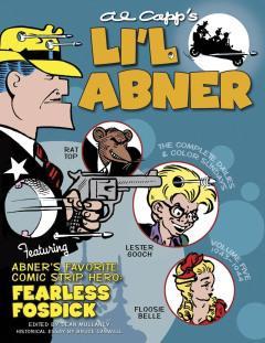LIL ABNER HC 05