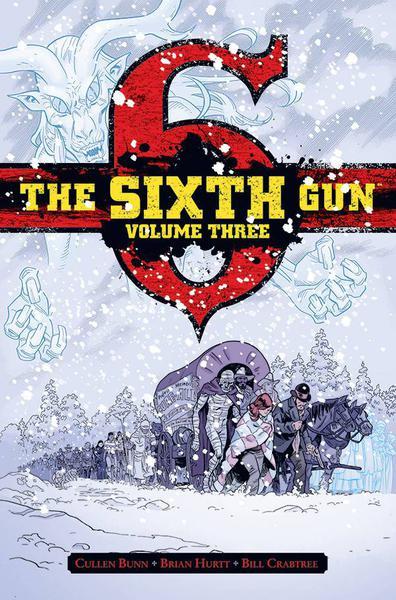 SIXTH GUN DELUXE HC 03