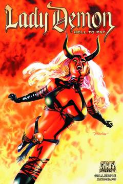 LADY DEMON HELL TO PAY TP