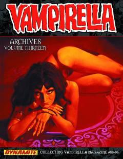 VAMPIRELLA ARCHIVES HC 13