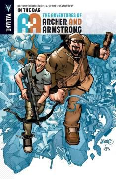 A&A ADV OF ARCHER & ARMSTRONG TP 01 IN THE BAG