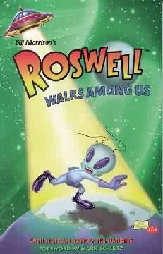 ROSWELL WALKS AMONG US TP