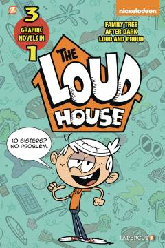 LOUD HOUSE 3IN1 TP 02