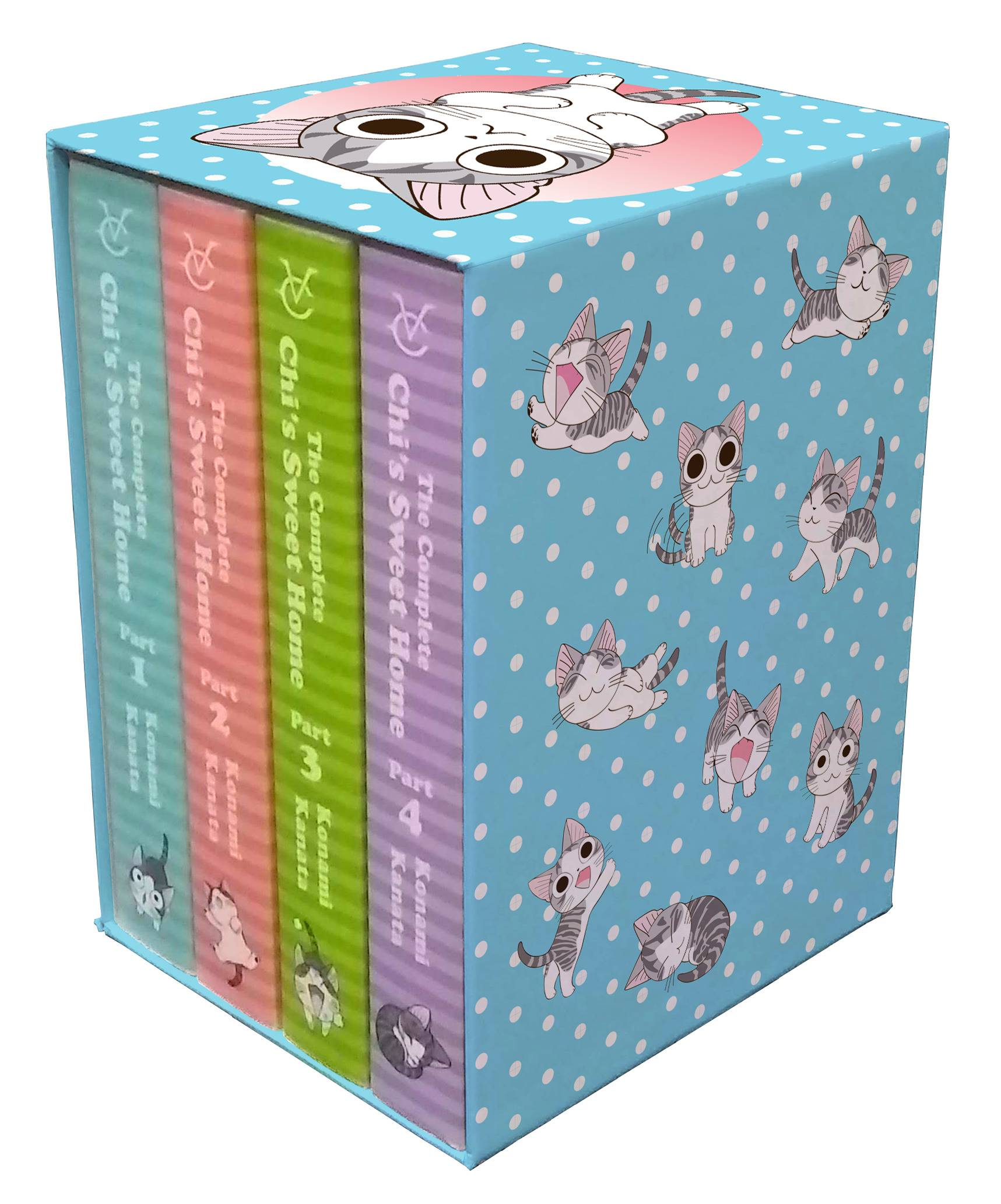 COMPLETE CHIS SWEET HOME BOX SET