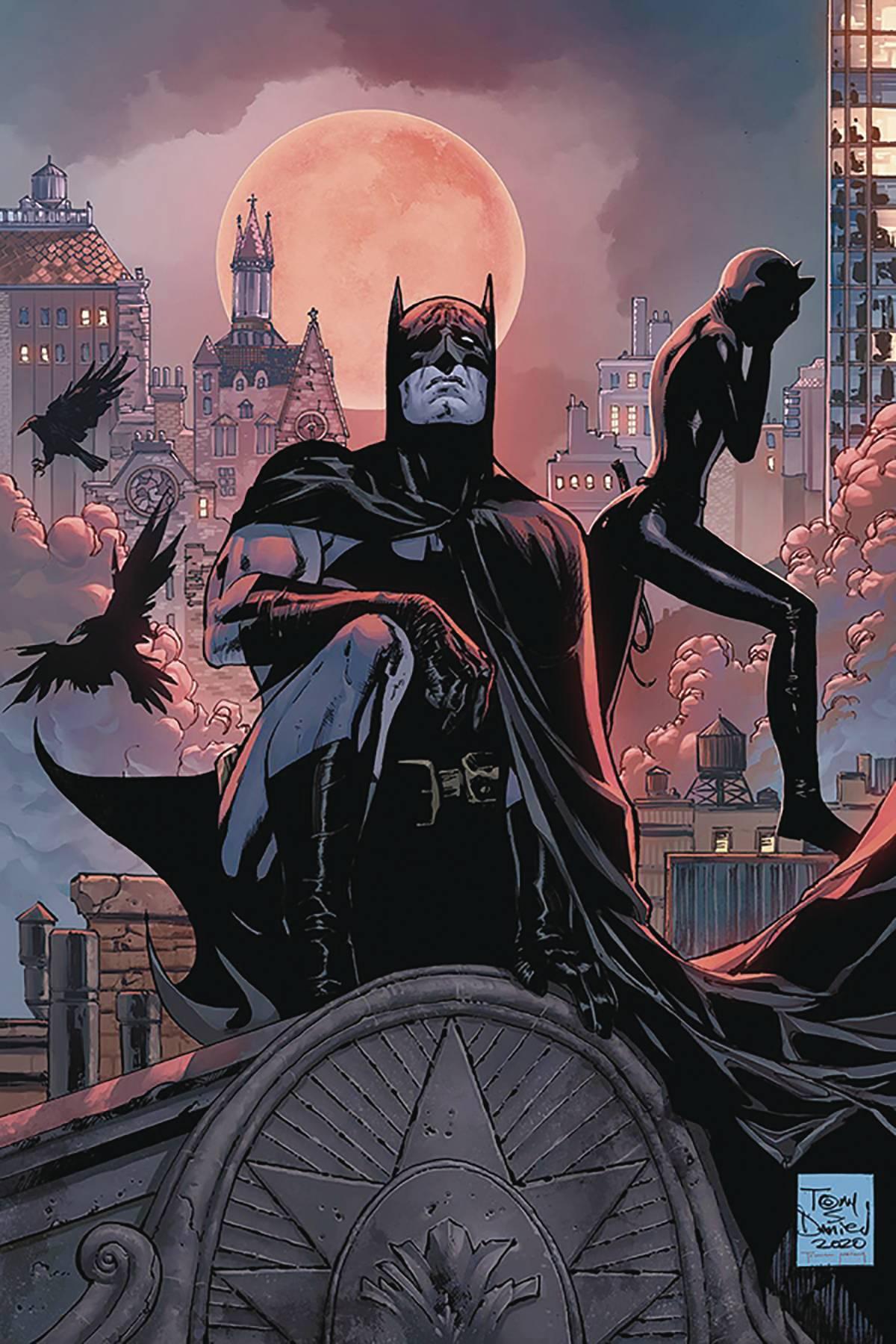 BATMAN #94 JOKER WAR TYNION IV SGN