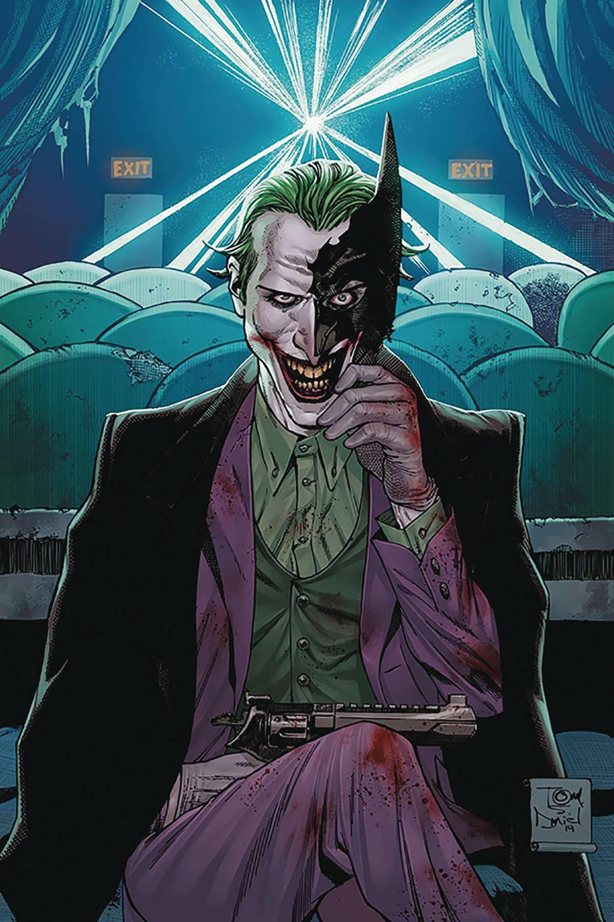 BATMAN #93 JOKER WAR TYNION IV SGN