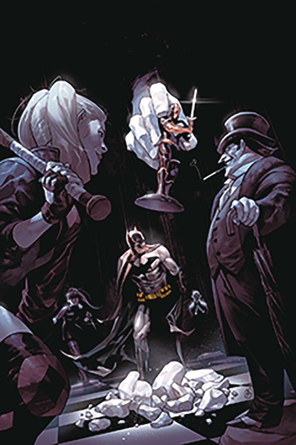 BATMAN #92 JOKER WAR TYNION IV SGN