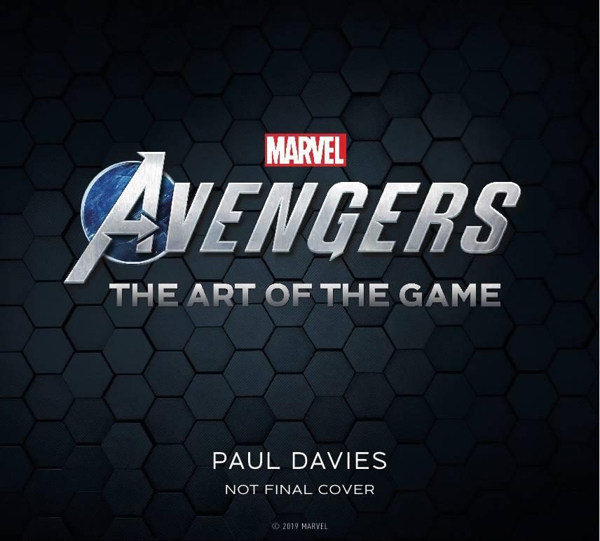 MARVELS AVENGERS ART OF GAME HC