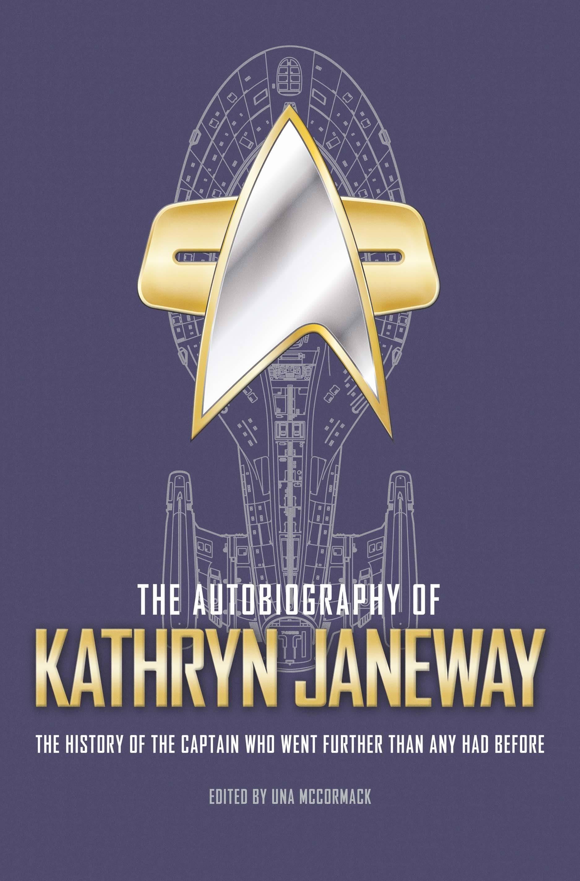 KATHRYN JANEWAY ILLUS AUTOBIOGRAPHY HC