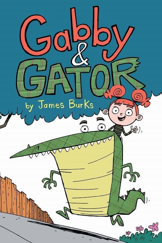 GABBY & GATOR GN