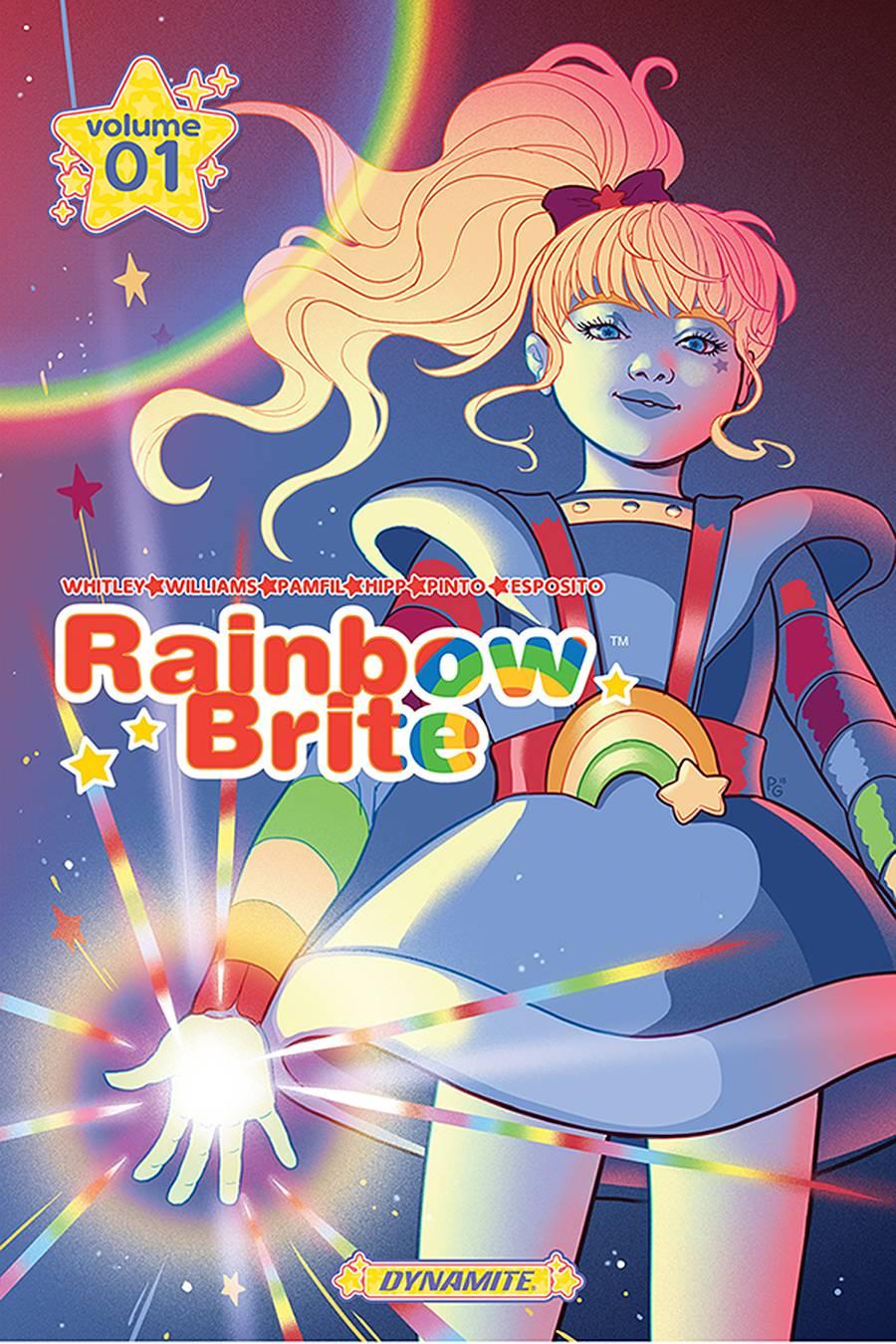 RAINBOW BRITE TP 01 DIGEST ED