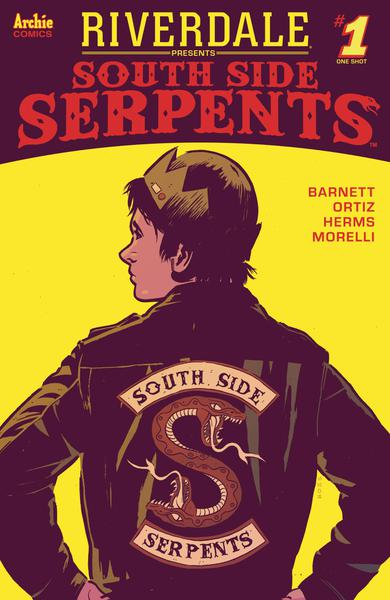 RIVERDALE PRESENTS SOUTH SIDE SERENTS ONE SHOT
