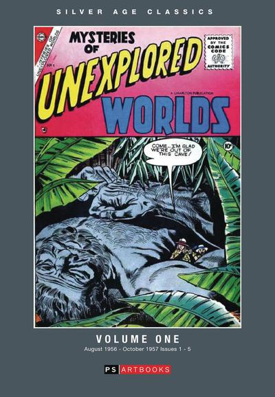 SILVER AGE CLASSICS MYSTERIES OF UNEXPLORED WORLDS HC 01