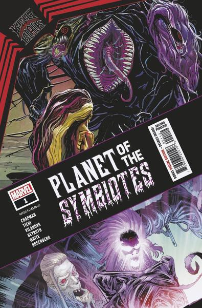 KING IN BLACK PLANET OF SYMBIOTES