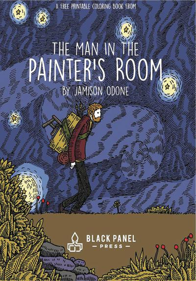 MAN IN THE PAINTERS ROOM TP
