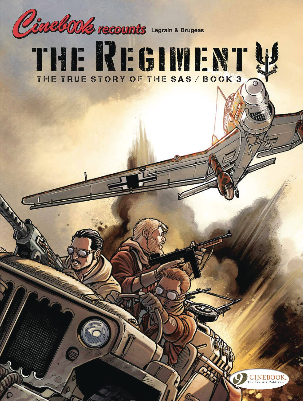 REGIMENT TRUE STORY OF SAS TP 03