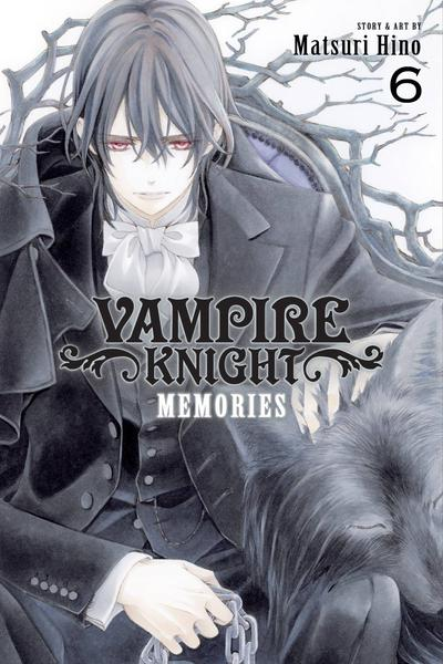 VAMPIRE KNIGHT MEMORIES GN 06