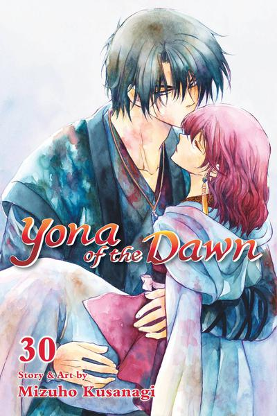 YONA OF THE DAWN GN 30