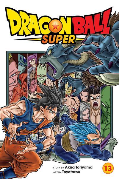 DRAGON BALL SUPER GN 13