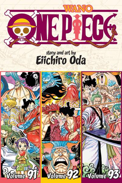 ONE PIECE 3IN1 TP 31