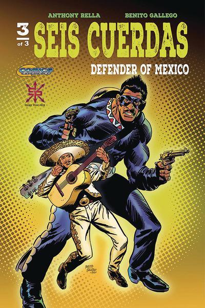 SEIS CUERDAS DEFENDER OF MEXICO